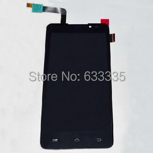 LCD Display Touch Screen Digitizer Assembly For coolpad F1 8297 8297W 8297D front outer glass lens black