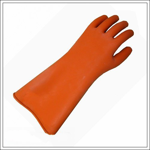 25 kV high-voltage insulated rubber gloves electrician gloves 25 35 50mm2 awg3 0 vh2 50wf insulated