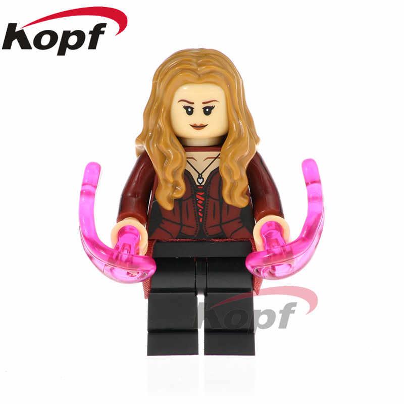 Tek Satış Süper Kahramanlar Infinity Figürleri Bruce Banner Yıldız-rab Thor Kış Asker Yapı Taşları Çocuk Bebekler Oyuncaklar XH 864