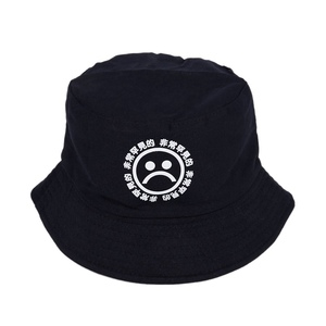 Men Sad Boys Bucket Hat Festival Accessory(China)