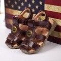 Новый дизайн высокого качества мальчика сандалии и детские Сандалии