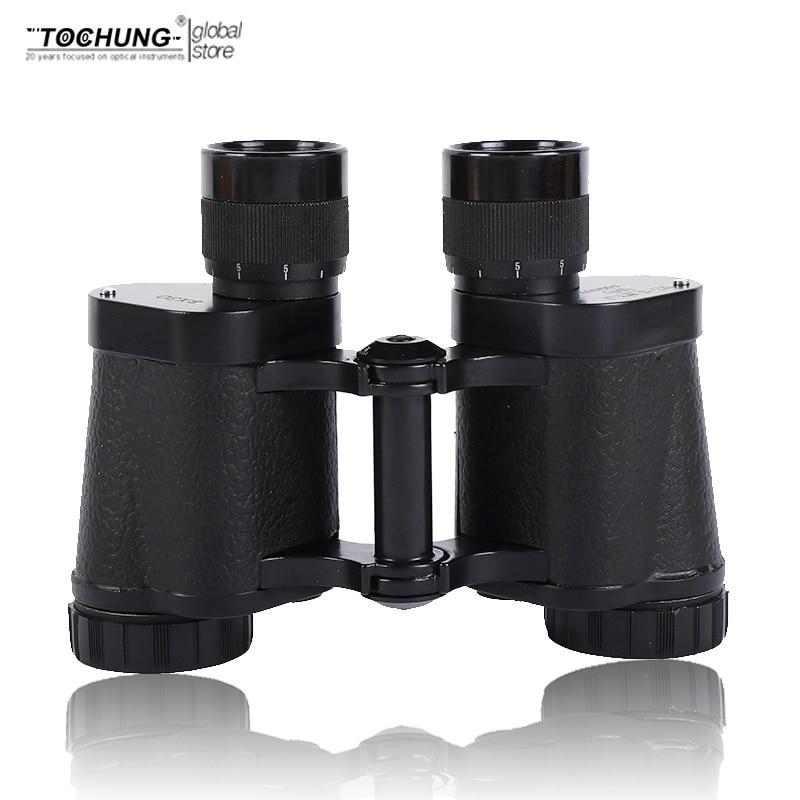 Army 62 Type 8x30 Binoculars High Clear Telescope For Hunting Laser Distance Meter Binocular Waterproof Telescopio Binoculo nobrand 30 154 62 0