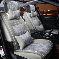 Автокресло охватывает подушки набор для JAC K5/3 iev B15 A13 RS уточнить S3 S2 S5 блеск autov3/ 5/H220/230/530/320 frv/FSV/Cross/Wagen