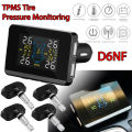 Free shipping!Car Auto D6NF TPMS Tire Pressure Monitoring System+4 Internal Sensors