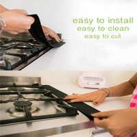 Heißer 21 Zoll Silikon Küche Herd Zähler Lücken Abdeckung Ofen Schutz Spill Dichtung Schlitz Füllstoff FQ-ing