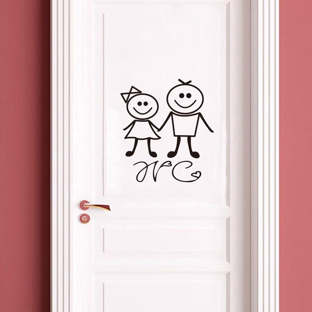 Прикол про, прикольные картинки на дверь в туалет под