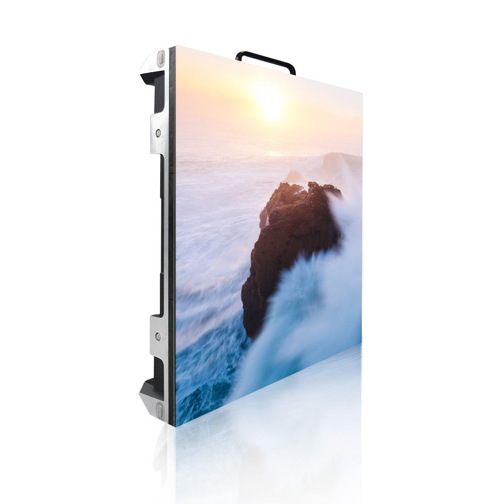 P2 Hd Front Service Led Screen Indoor Digital Signage Rental P2 Led Mosules Led Display Panel Soft And Light Optoelectronic Displays Led Displays