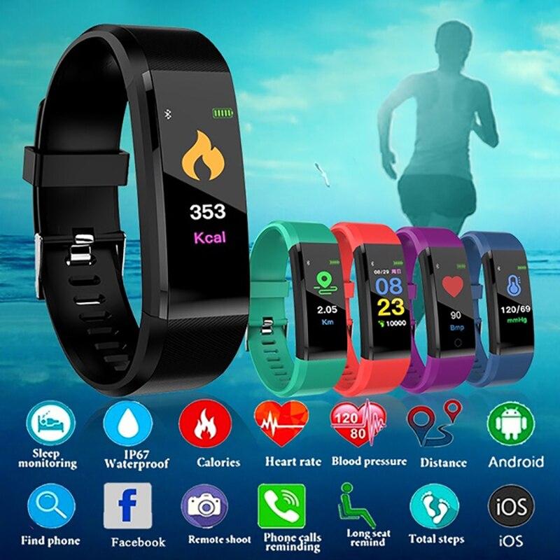 Armband Smart Uhr Männer Sport LED Digital Handgelenk Uhren Für Männer Uhr Männlichen Elektronische Armbanduhr Stunde Neue Smartwatch Hodinky