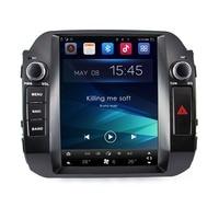 Otojeta vertical screen tesla head units quad core 32gb rom Android 7.1 Car Multimedia GPS Radio player for Kia Sportage 2012