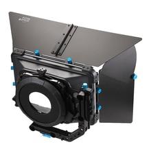 FOTGA DP3000 Pro DSLR balançoire boîte mate parasol avec beignets pour DSLR 5DIII 1DS F55 F3 A7S C300 C100 BMCC 15mm tige plate forme
