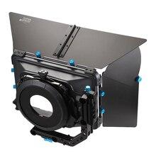 Fotga DP3000 Pro Dslr Swing Away Matte Box Zonnescherm W/Donuts Voor Dslr 5Diii 1DS F55 F3 A7S c300 C100 Bmcc 15Mm Rod Rig