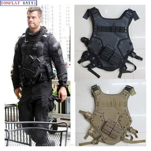 NewSpecial troops plate carrier ciras Airsoft paintball vest body armor DS atlantic voodoo tactical gear The housing