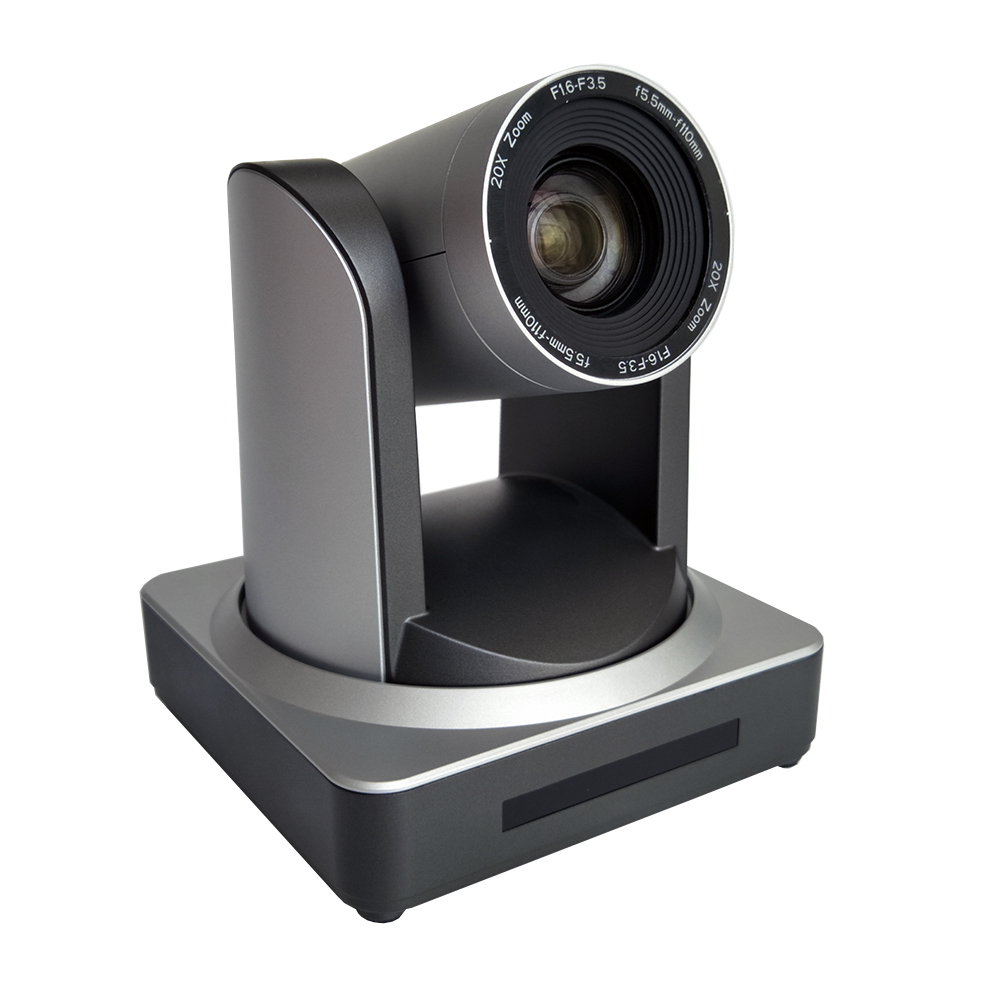 Image 3 - 2.0 Megapixel 20x Zoom PTZ Video Conference Camera HD SDI IP HDMI Audio input For Tele education Church Telemedicine-in Surveillance Cameras from Security & Protection