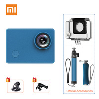 Xiaomi Seabird 4K Sports Action Video Cameras, 4k/30FPS 145 Degree Wide Angle 12MP 2.0 IPS HD Touch Screen WiFi Action Camera