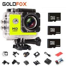 720P HD Mini Camera Digital Camera Photo Video 30M Go Waterproof Diving Pro Sport DV Bike Helmet CAM