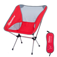 Outdoor Portable Folding Chair Seat Folding Stool For Fishing Camping Picnic Garden BBQ Beach Holiday Backpacking 7075 Aluminum