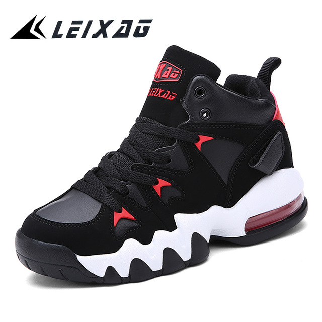 Leixag Unisex Basketball Shoes Outdoor Training Sneakers For Couples