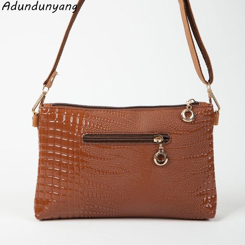 Bolsas femininas маленькие сумка крокодил узор мешок для женщины Для женщин Crossbody Сумки сумки Новинка 2017 года клатч