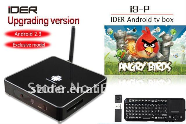 2012 best selling smart android tv box,android 2.3.4,Google browser