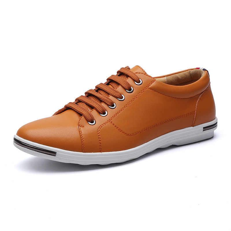 QUANZIXUAN/Новинка 2019 года; Мужская обувь; Брендовая обувь на плоской подошве; модная мужская обувь; Летняя обувь; удобная мужская повседневная обувь