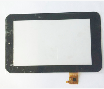 Black New For 7 Tablet FPC-CTP-0700-066V7-1 Capacitive touch screen panel Digitizer Glass Sensor replacement Free Shipping black new for 7 tablet fpc ctp 0700 066v7 1 capacitive touch screen panel digitizer glass sensor replacement free shipping