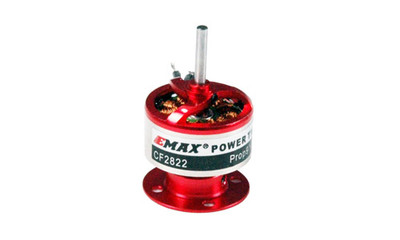 EMAX CF2822 2822 Outrunner Brushless Motor,39g <font><b>1200KV</b></font> 3MM 3S , Airplane aircraft image