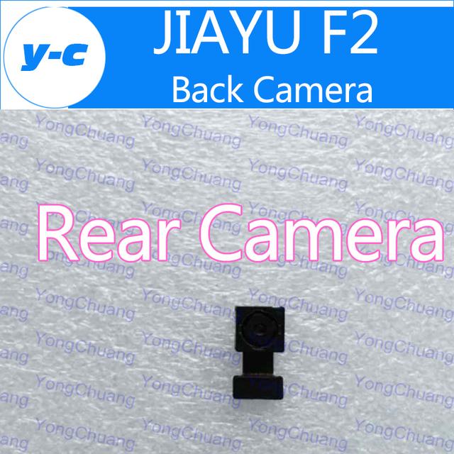 Jiayu F2 Cámara Trasera 100% Nueva Original de $ number MEGAPÍXELES Cámara Trasera módulo de Repuesto Flex Cable para jiayu F2 TELÉFONO En Stock + Track código
