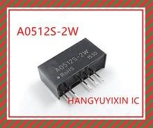 IC NEW 5PCS A0512S-2W A0512S 2W SIP-5 IC