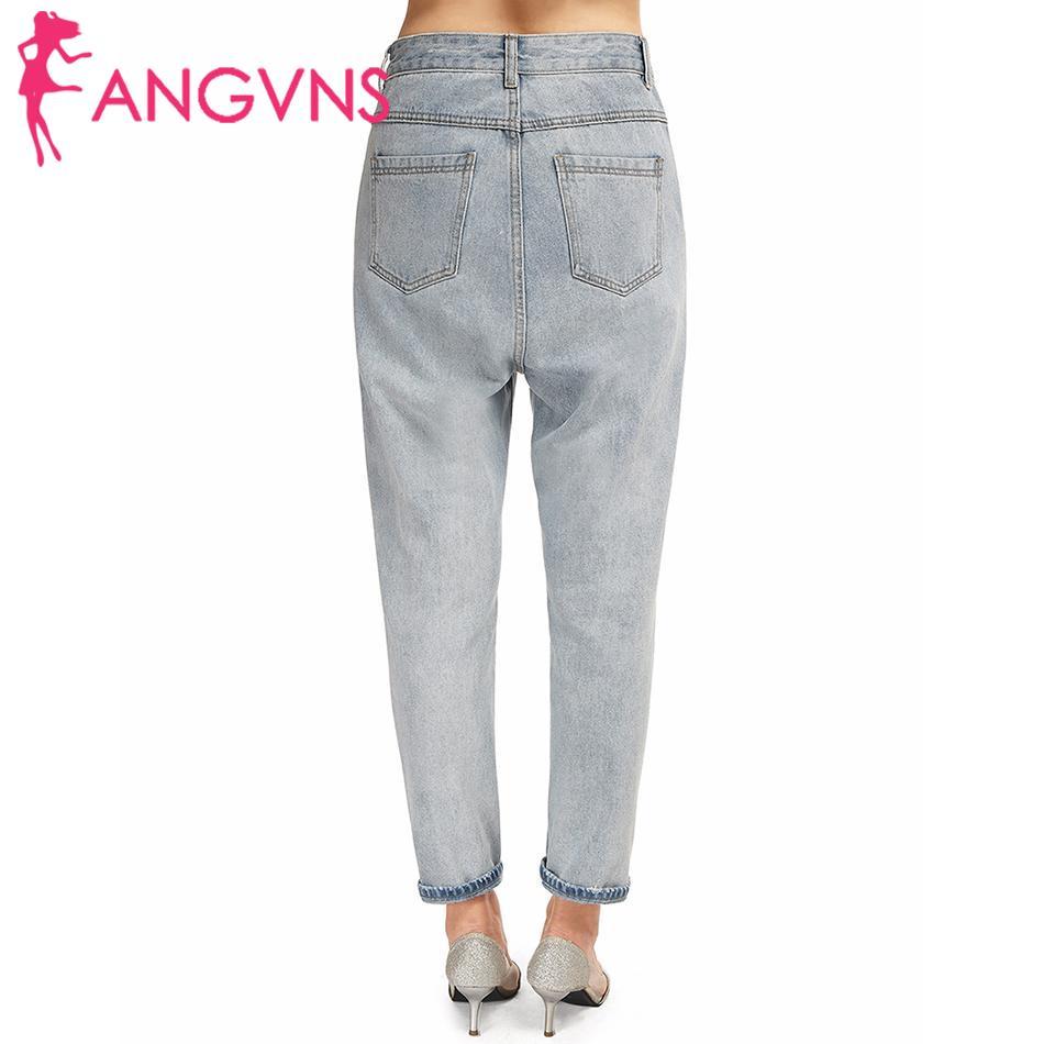 S Bleu Femmes Boylymia Lumière Droite Pantalon Moyen Jean 1 Bootcut Casual Neutre taille Décontracté gWZOXqnRZ