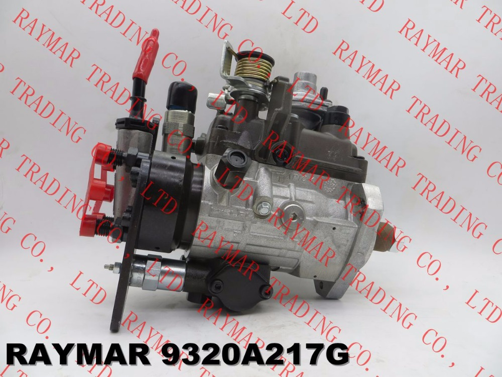 Véritable DP210/DP310 diesel pompe à carburant 9320A210G, 9320A211G, 9320A217G pour PERKINS 2644H013, CHAT 236-8228, 248-2356