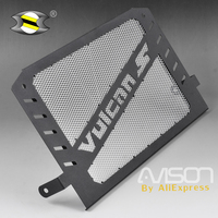 For Kawasaki VULCAN S 15 16 VULCAN 650 Motorcycle Accessories Radiator Guard Protector Grille Grill Cover Free Shipping