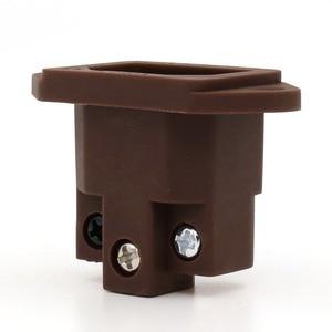 Image 5 - Розетка гнездо из чистой красной меди стандарта IEC AC
