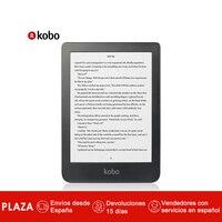 KOBO Clara pantalla tactil HD 8 Гб Wi Fi Электронная книга ридер (6 de tinta E Carta CBR Cbz. ePub DRM. HTML Mobi PDF RTF. TXT JPEG BMP Gi