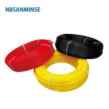 100M 1209 1613 1612 PA12 Nylon Hose Polyamide Tube Air Water High Qulaity NBSANMINSE