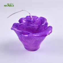 3D Flower Candle mold Silicone Soap Craft Molds DIY Handmade candle