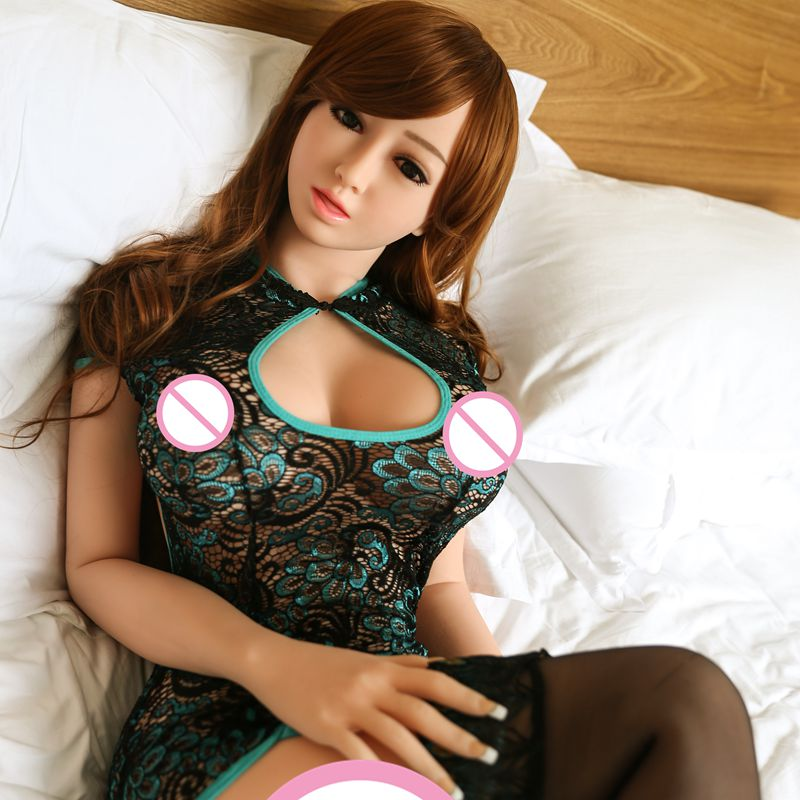 Pinklover 158cm New full silicone sex doll Metal Skeleton big breast japanese love doll male masturbator ass 2016 new big chest long legs 150cm japanese sex doll 100