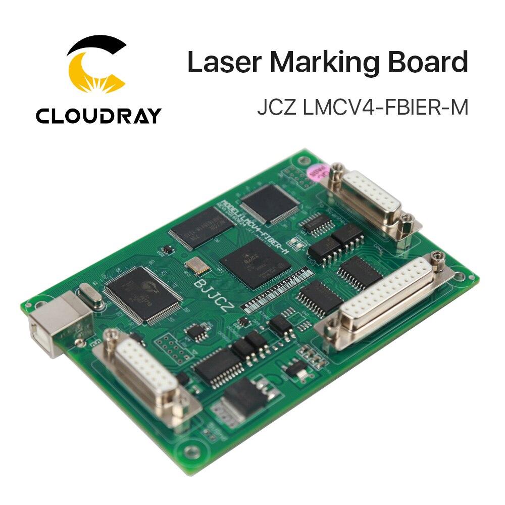 JCZ Laser Machine de Marquage Contrôleur Simple Carte Économique V4 Ezcard pour 1064nm Fiber De Marquage Machine IPG Raycus MAX