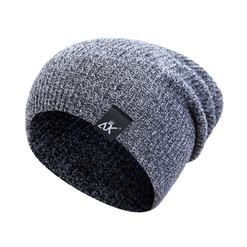 Fashion Brand Super Elastic Man Beanies Hats Winter Hat Warm Knitted Skullies Hats Solid Female Cap Outdoor Bonnet Men's Caps women s winter hats for men skullies beanies warm cap fashion solid colors outdoor caps unisex elastic beanies kintted wool hat