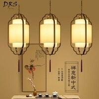 New Chinese Restaurant Hanging Lamp Ancient Single Head Dinner Hanging Lamp modern chinese pendant light pendent light