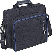 For PS4 Game Sytem Bag Original size PlayStation 4 Console Protect Shoulder Carry Handbag Canvas Case