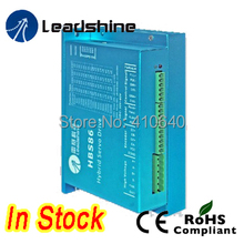 цена на Leadshine HBS86  Closed-Loop Stepper Drive with Maximum 20-80 VDC Input Voltage, and 8.5A Peak Current