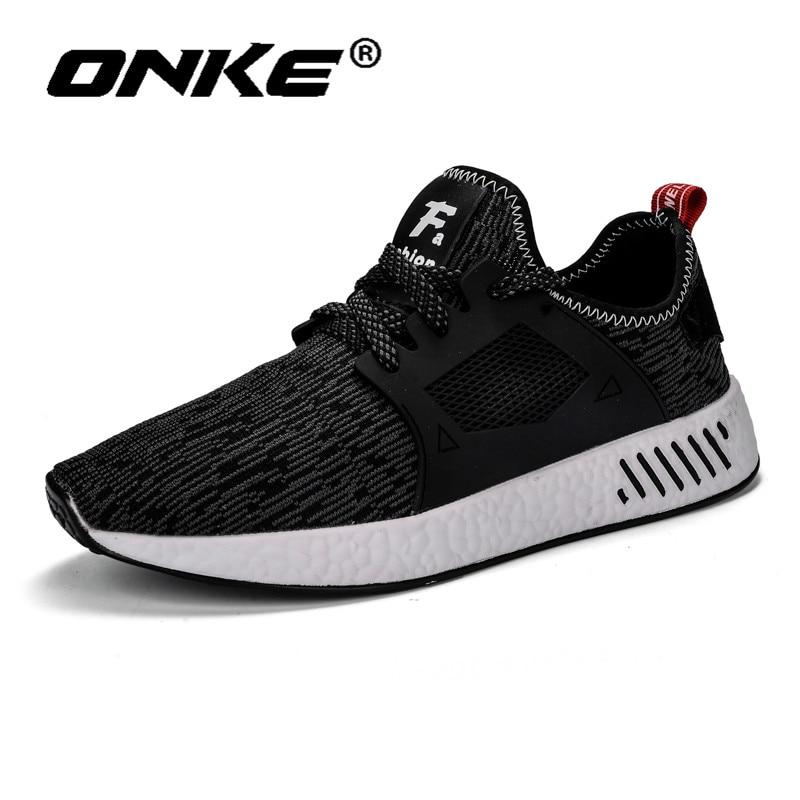 359a9513923 Onke Professional Sneakers för män Höst Andas Löpande Skor Lätt ...