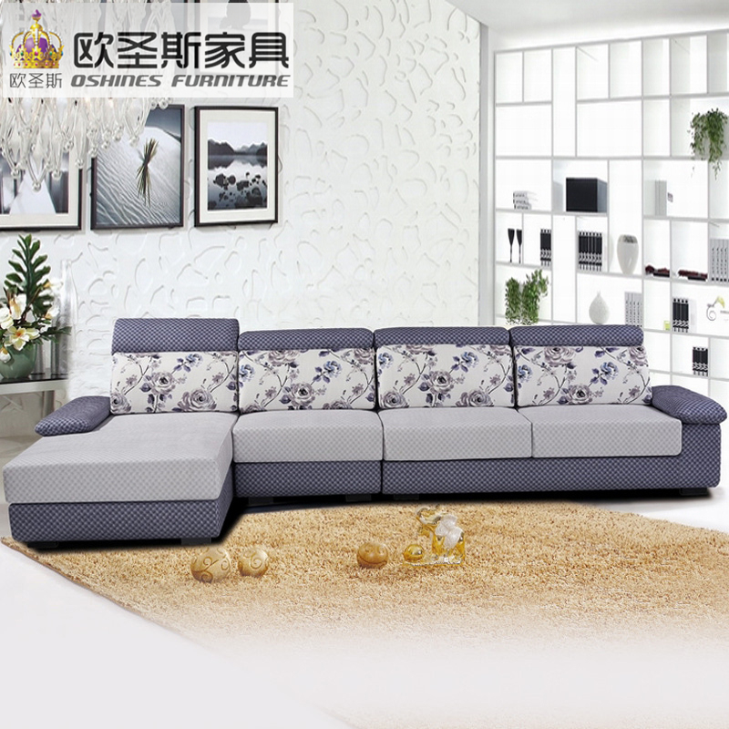 fair cheap low price 2017 modern living room furniture new design l shaped sectional suede velvet fabric corner sofa set A05 luxury l shaped sectional living room furniutre antique europe design classical corner wooden carving fabric sofa sets 6831