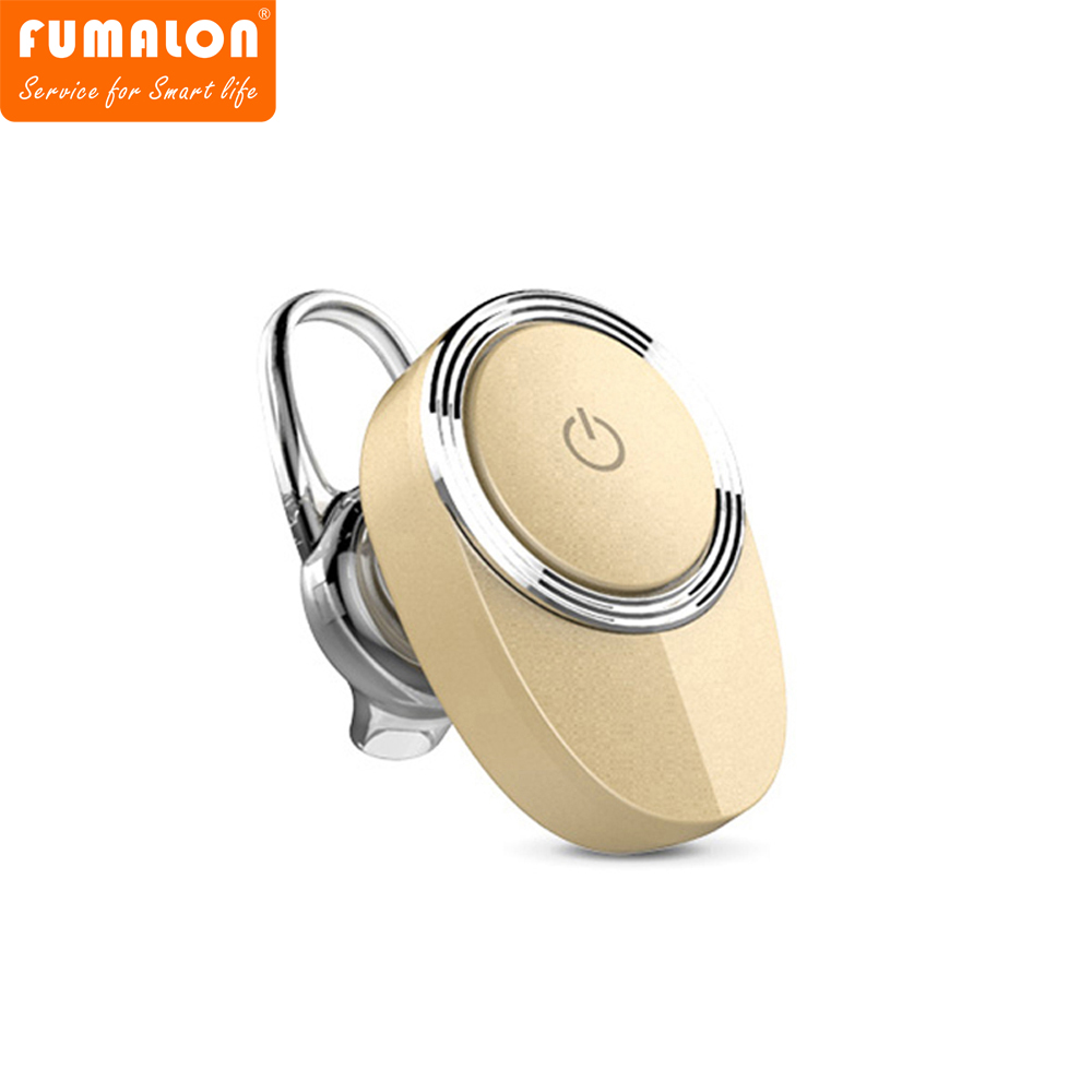 2018 Real Fumalon New Single E6 Earphone Mini Bluetooth Earphones With Mic Wireless Handfree For Smart Phones Fone De Ouvido bluetooth earphone wireless handfree mic earpiece for bq bqs 3510 3510 4004 4502 4503 4550 5505 5050 aquaris m5 5 fone de ouvido