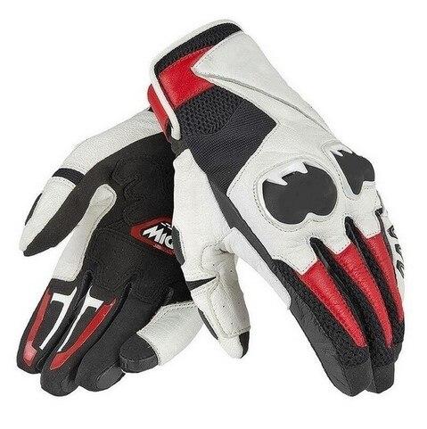 Мотоцикл миг C2 Дейн короткие перчатки команда гоночный велосипед Ездовые перчатки черный/белый/красный