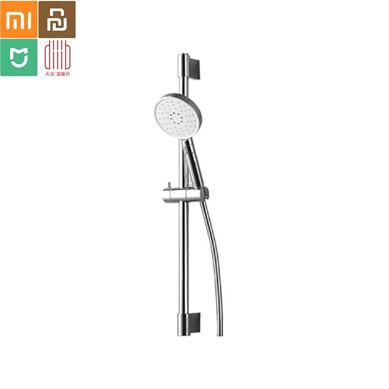Dabai Diiib Shower Head Hose Set 3 Modes Adjustment 360 Degrees 120mm 53 Water Hole With PVC Matel