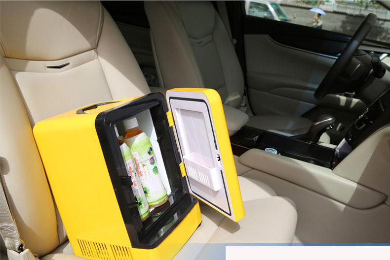 Sale Hot Mini 6L Auto Fridge Car Refrigerator Car Freezer Refrigerator Car Fridge