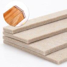 Османов vanzlife высококлассные войлок мебели два пол колодки коврик защиты мебель