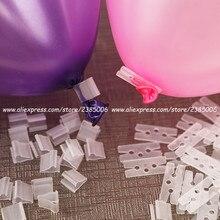 """100 шт./лот воздушные шары печать клип """"V"""" и """"H"""" Форма ПВХ резиновая Свадебные для вечеринки, дня рождения воздушные шары аксессуары вечерние поставки"""