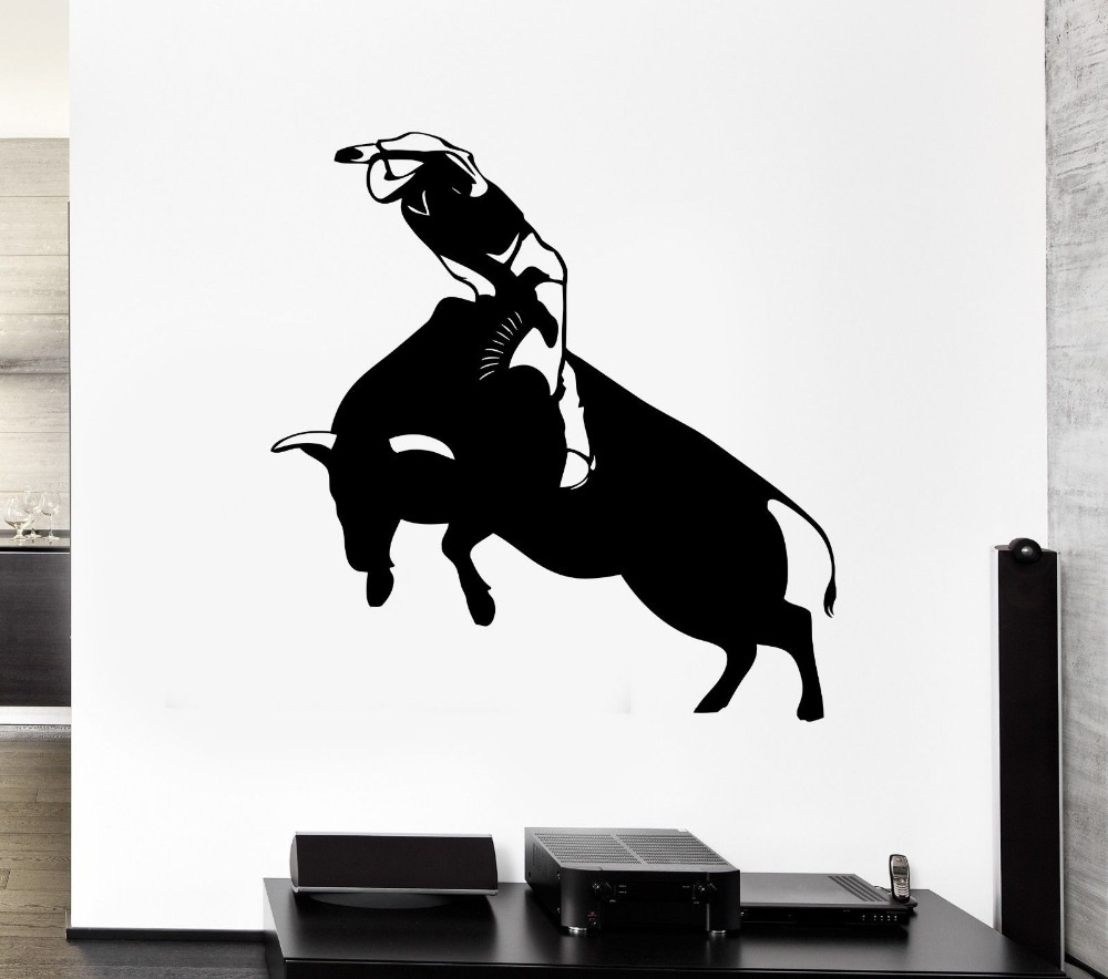 Compare prices on cowboys decals online shopping buy low for Cowboy wall mural